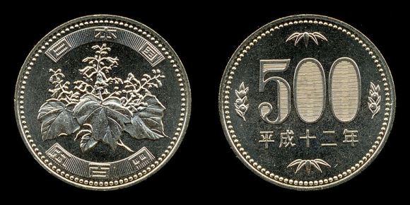 Đồng 500 Yên