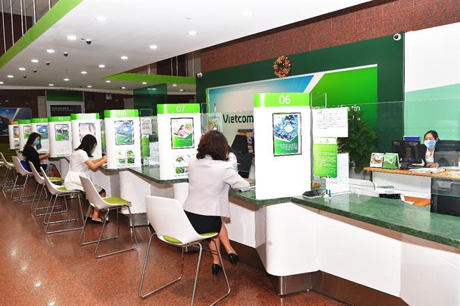 Giờ làm việc Vietcombank mới nhất 2020