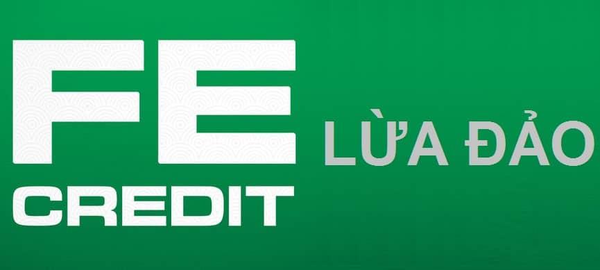 Thẻ tín dụng FE Credit lừa đảo khách hàng đúng hay sai?