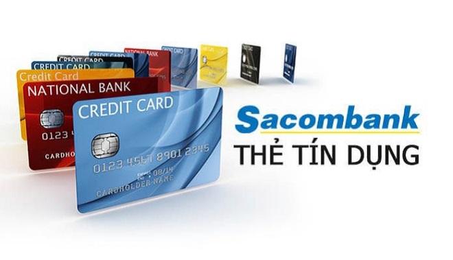 Làm thẻ tín dụng Sacombank nhanh chóng và tiện lợi