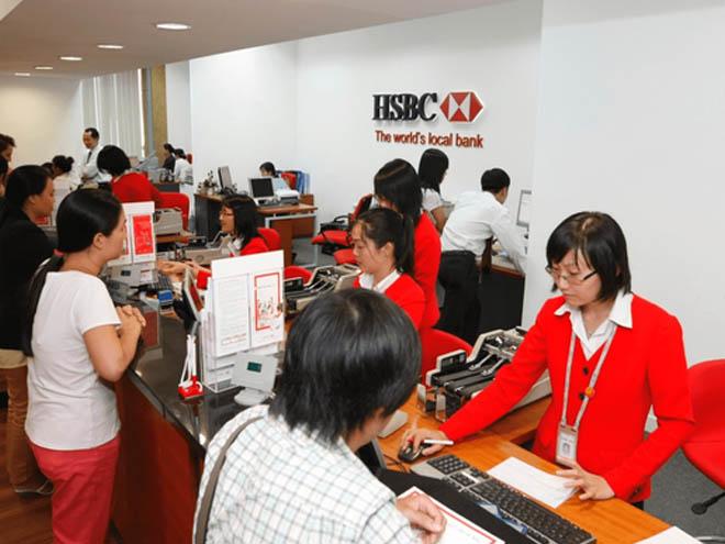 Các sản phẩm dịch vụ của HSBC rất đa dạng