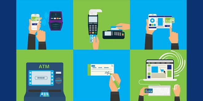 Các hình thức sử dụng của Checking Account