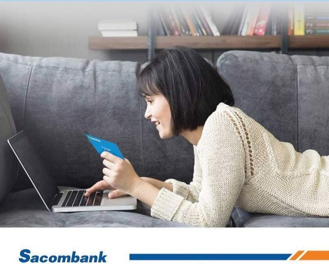 Sacombank có hệ thống nâng hạn mức thẻ tự động
