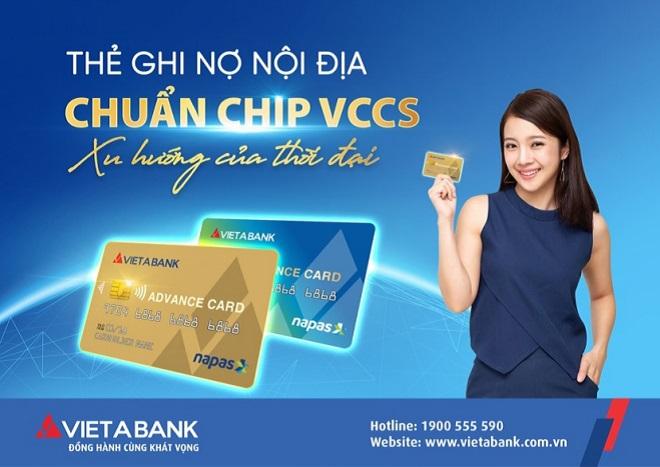 Các sản phẩm thẻ của Ngân hàng Việt Á