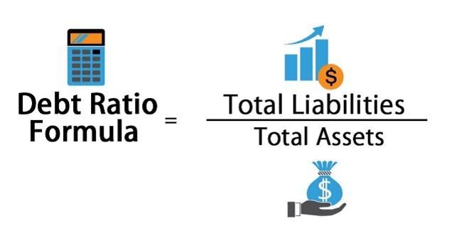 Công thức tính Debt ratio