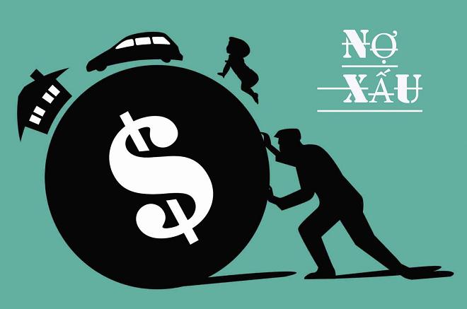 Cách vay tín chấp khi có nợ chú ý