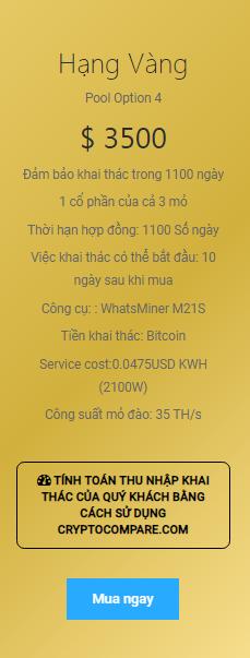 Gói Gold Mining City