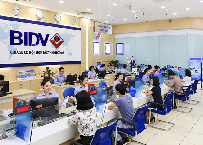 Các hình thức cho vay thấu chi của ngân hàng BIDV