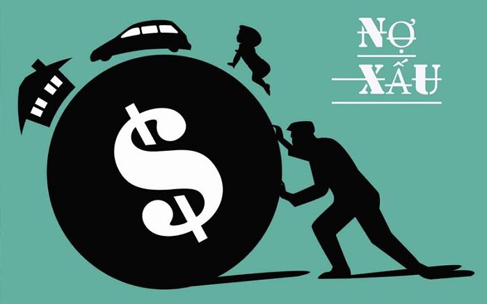 Nợ xấu có vay được tiền không?