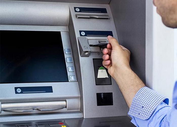 Tra cứu thông tin số tài khoản qua cây ATM