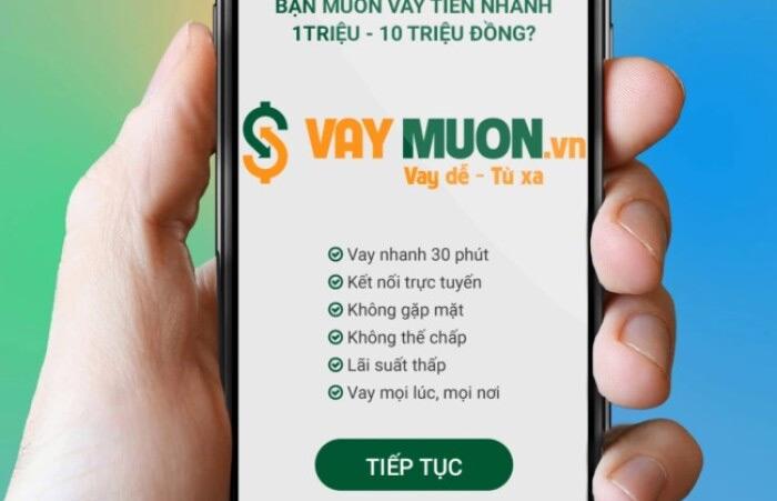 Vay tiền online trên Vay Mượn rất đơn giản