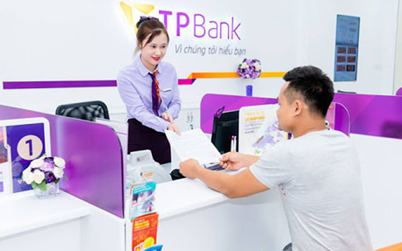 Vay vốn kinh doanh tại TP Bank