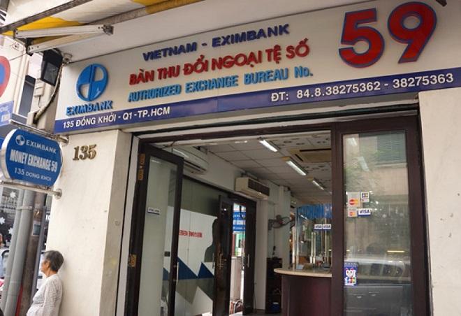 Eximbank 59 là một địa chỉ uy tín khi có nhu cầu đổi tiền đô