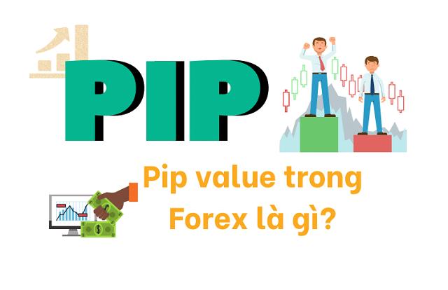 PIP trong Forex là gì?