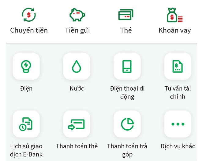 Tra cứu hợp đồng vay VPBank qua ứng dụng Mobile
