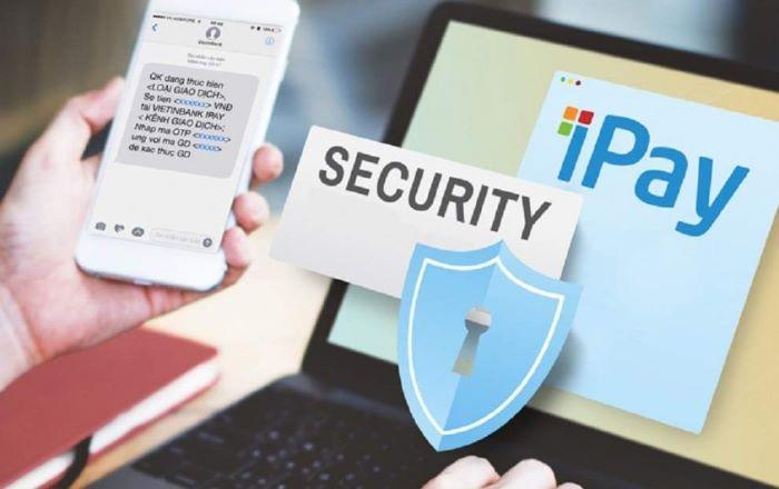SMS Banking Vietinbank có chế độ bảo mật tuyệt đối