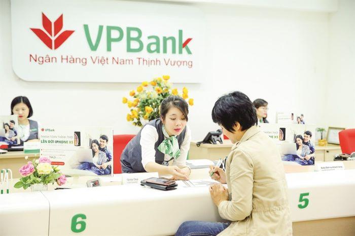 Giờ làm việc ngân hàng VPBank thứ 7