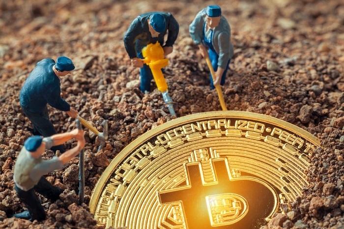 Đào là cách bạn tìm kiếm vận may để sở hữu Bitcoin